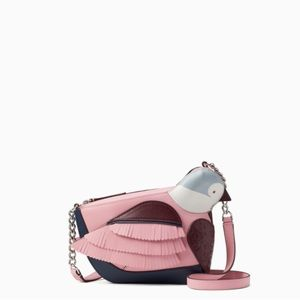 Kate Spade | love birds bird crossbody nwt
